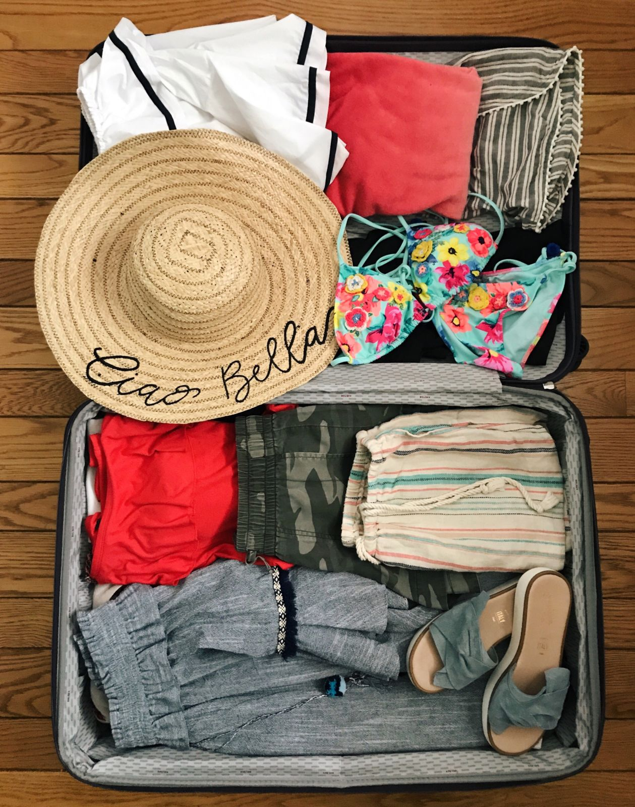 What I'm Packing For Aruba