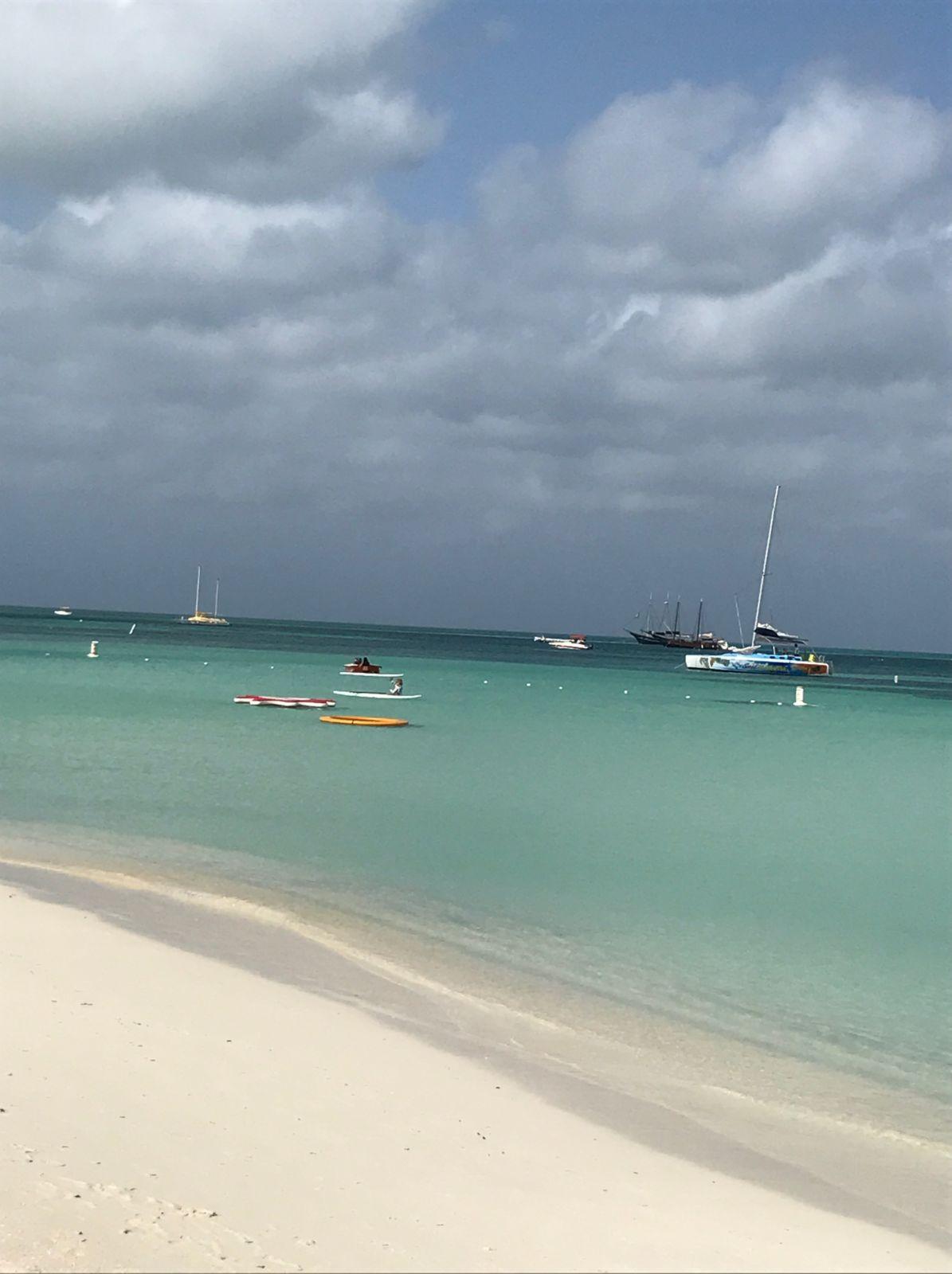 Aruba Recap Via The Camera Roll