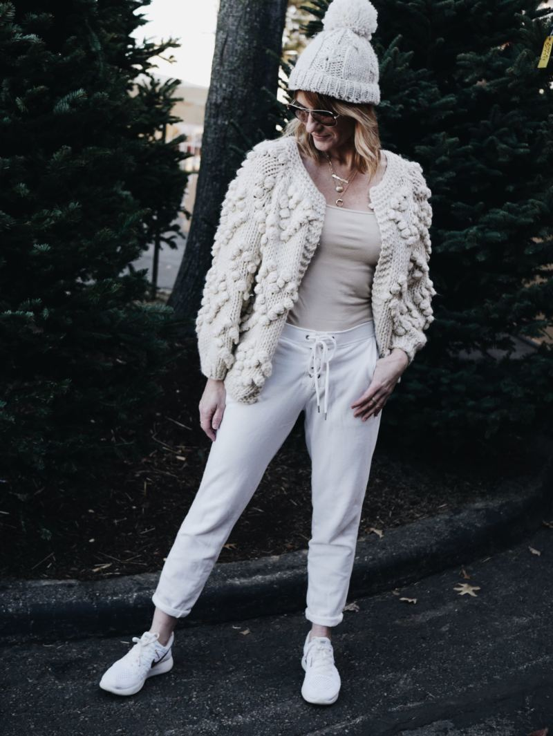 How To Style A Pom Pom Sweater