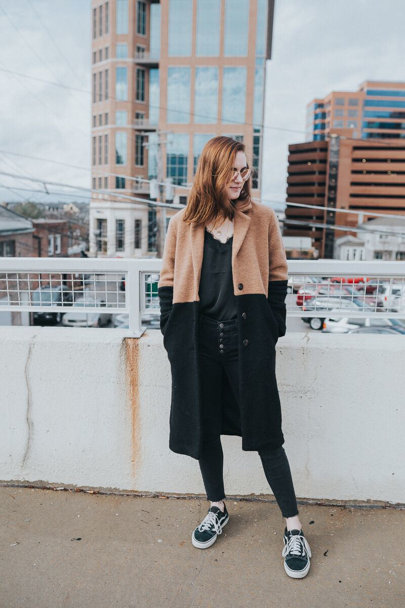 Styling Two Wool Coat Outfits